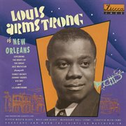 Louis armstrong of new orleans cover image