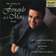 The artistry of fernando de la mora cover image