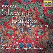 Dvorak: slavonic dances, op. 46 & op. 72 cover image