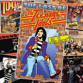 Cover image for The Last Of The Teenage Idols