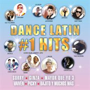 Dance latin # 1 hits cover image