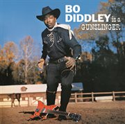 Bo diddley is a gunslinger cover image