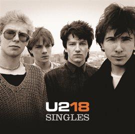 U218 Singles, portada del libro