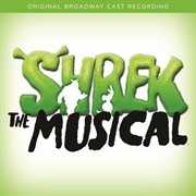 Shrek the musical (original cast recording) cover image