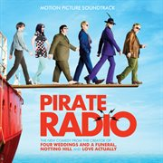 Pirate radio : motion picture soundtrack cover image