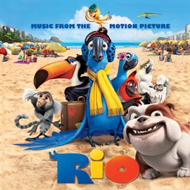 Cover image for Rio: Music From The Motion Picture
