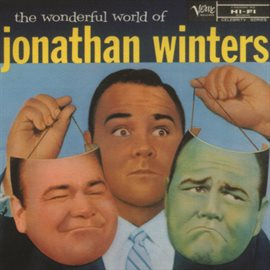 Cover image for The Wonderful World Of Jonathan Winters