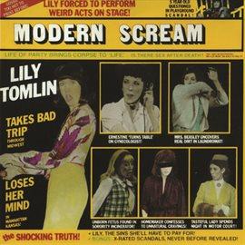 Cover image for Modern Scream