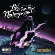 Live from the underground cover image