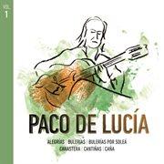 Paco de lucia por estilos (vol.1) cover image