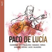 Paco de lucia por estilos (vol.2) cover image