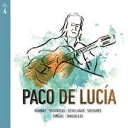 Paco de lucia por estilos (vol.4) cover image