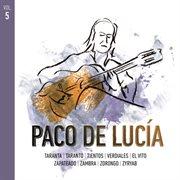 Paco de lucia por estilos (vol.5) cover image