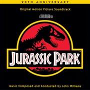 Jurassic Park original motion picture soundtrack cover image