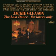 The Last Dance...for Lovers Only