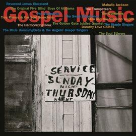 Imagen de portada para Gospel Music