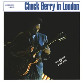 Cover image for Chuck Berry In London
