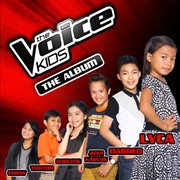 The voice kids the album cover image