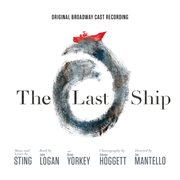 The last ship cover image
