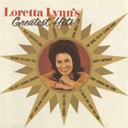 Loretta lynn's greatest hits cover image