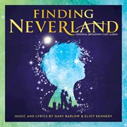 Finding Neverland original Broadway cast album cover image