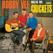 Bobby vee meets the crickets cover image