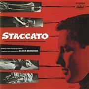 Staccato (original johnny staccato score) cover image