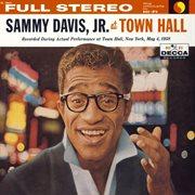 Sammy davis, jr. at town hall cover image