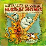 Australian favourite nursery rhymes cover image