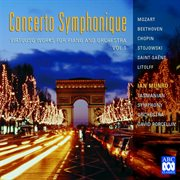 Concerto symphonique cover image