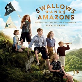 Cover image for Swallows And Amazons (Original Motion Picture Soundtrack)