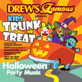 Find Halloween Party Playlist Music - hoopla