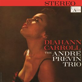 Cover image for The Andre Previn Trio