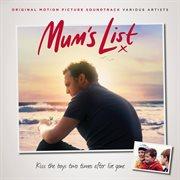 Mum's list (original motion picture soundtrack) cover image