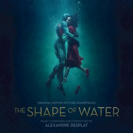 The Shape of Water cover