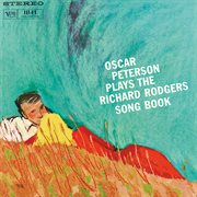 Oscar Peterson plays the Richard Rodgers song book cover image
