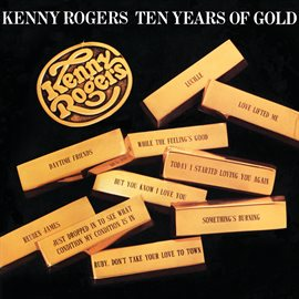 Cover image for Ten Years Of Gold