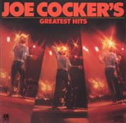 Joe Cocker's greatest hits cover image