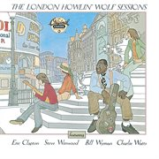 The london howlin' wolf sessions (reissue). Reissue cover image