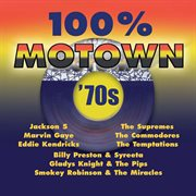 100% motown - 70s. reissue cover image