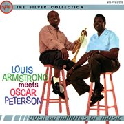 The silver collection - louis armstrong meets oscar peterson (deluxe). Deluxe cover image