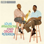 Louis Armstrong meets Oscar Peterson cover image