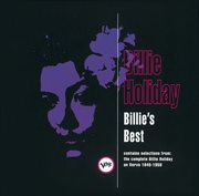 Billie's best cover image