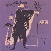 Lester Young with the Oscar Peterson Trio cover image