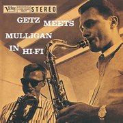 Getz meets Mulligan in hi-fi cover image