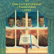 The temptations' christmas card cover image