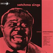 Satchmo sings cover image