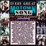 Every great motown song - the first 25 years vol. 1:the 1960's cover image