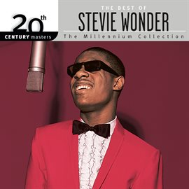Cover image for 20th Century Masters - The Millennium Collection: The Best of Stevie Wonder