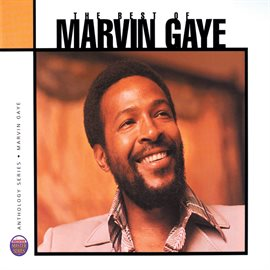 Cover image for The Best Of Marvin Gaye